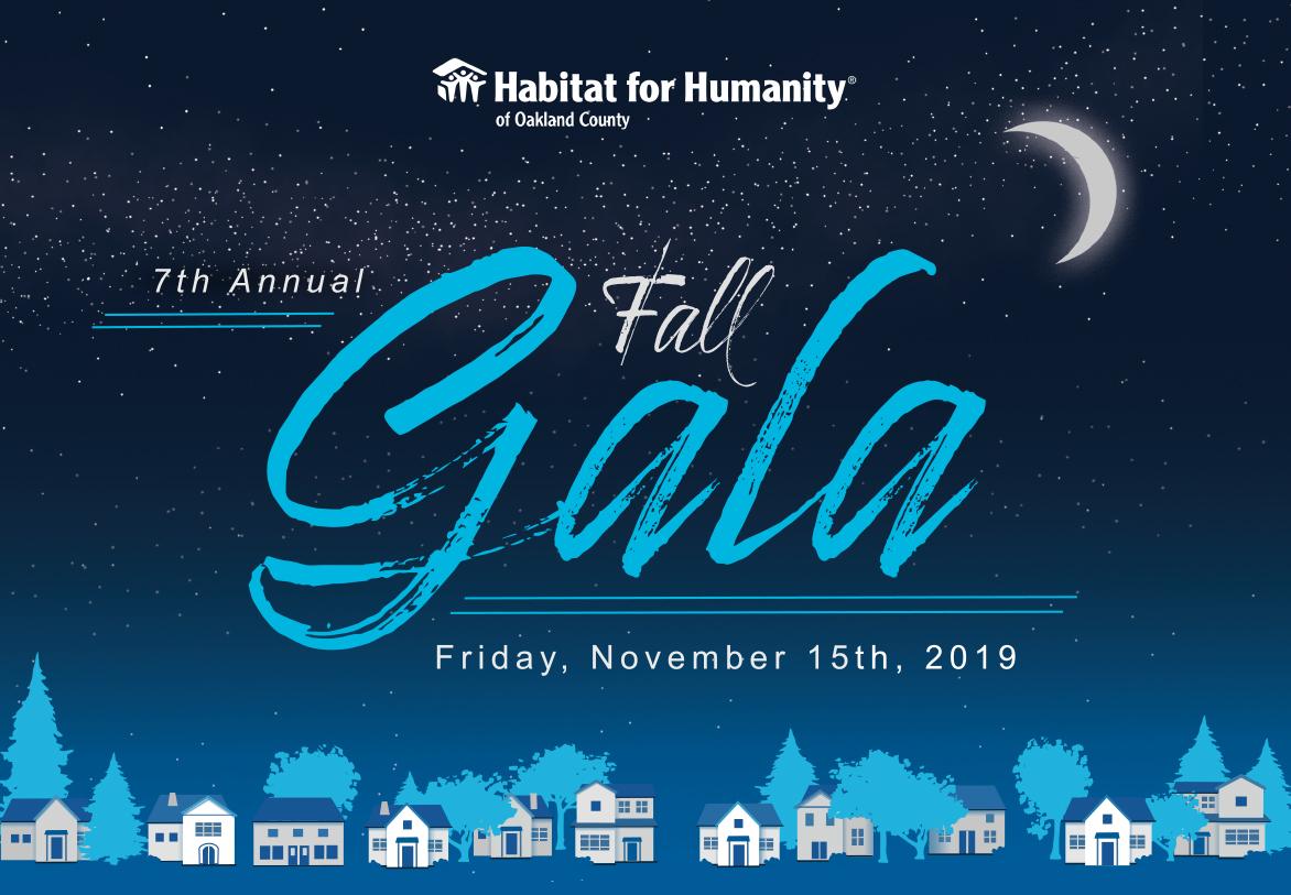 7th Annual Fall Gala